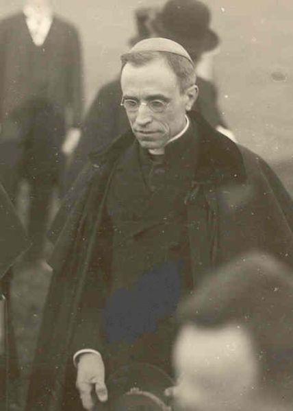 Pope pius xii holocaust essay