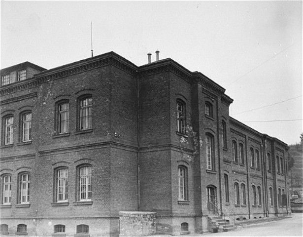 Images of nazi euthanasia eugenics 11 of 40 for Exterior view of building