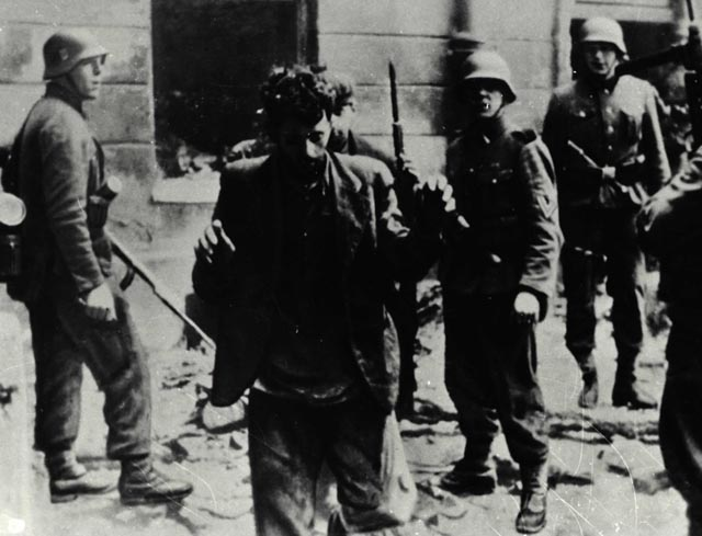The Warsaw Ghetto http