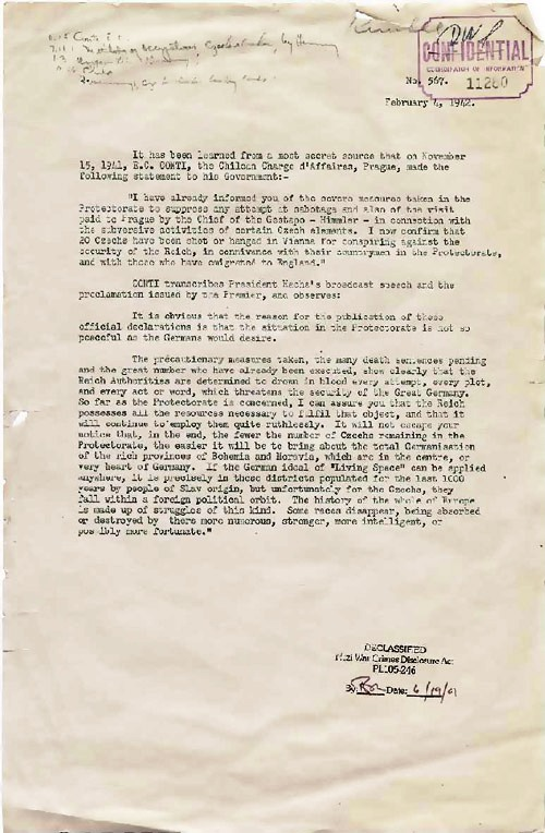 Holocaust ghettos research paper
