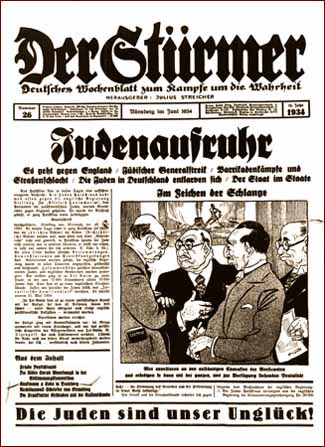 an introduction to the issue of german anti semitic thought Where public performances of german anti-semitic  attempts to explain his reasons for writing his famous anti-semitic  in the introduction.