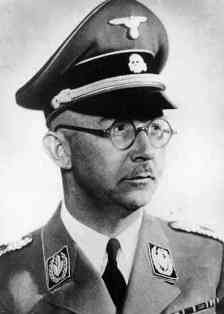 a biography of the reich ss leader and chief of the german police Deputy of ss reich leader  thus combining the offices of reich leader of the ss and of chief of the german police  the data to write a composite biography.