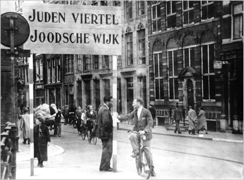 jewish sufferings in the holocaust era in amsterdam hollan A centuries-old and proud jewish community in the netherlands he published a book in 2012 about the dutch jewish cuisine based on her research for the jewish historical museum of amsterdam he said the funding was meant also as a gesture acknowledging jewish suffering during the holocaust.