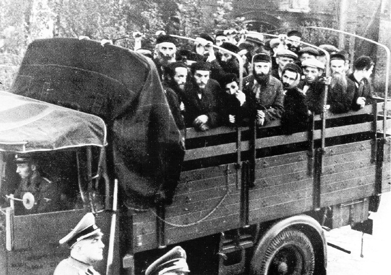 German Persecution of Jews in Poland - http://www ...