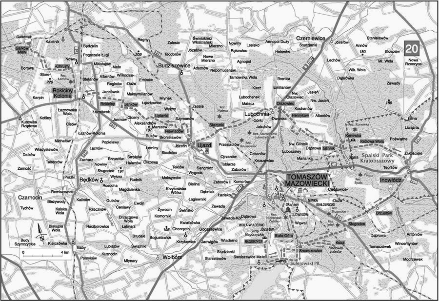 Jews persecuted in Tomaszow Mazowiecki