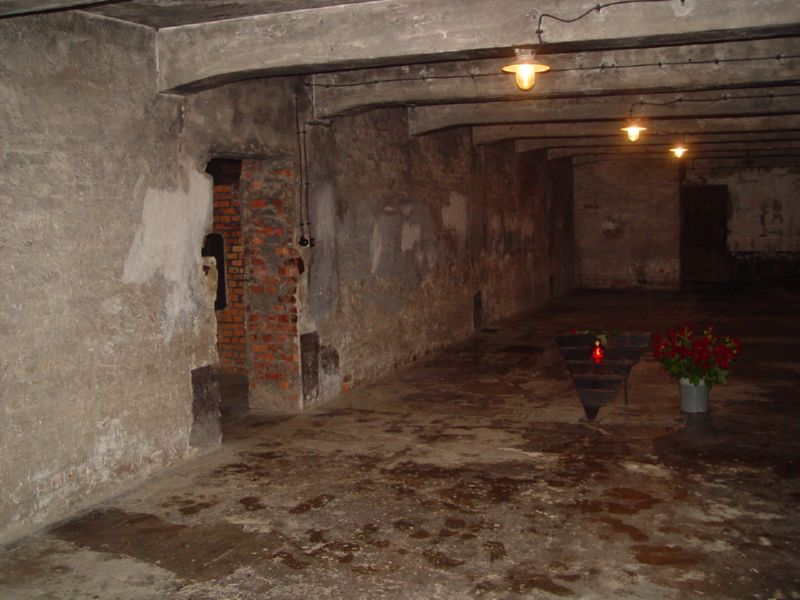 The Holocaust Pictures Of The Holocaust Gas Chambers