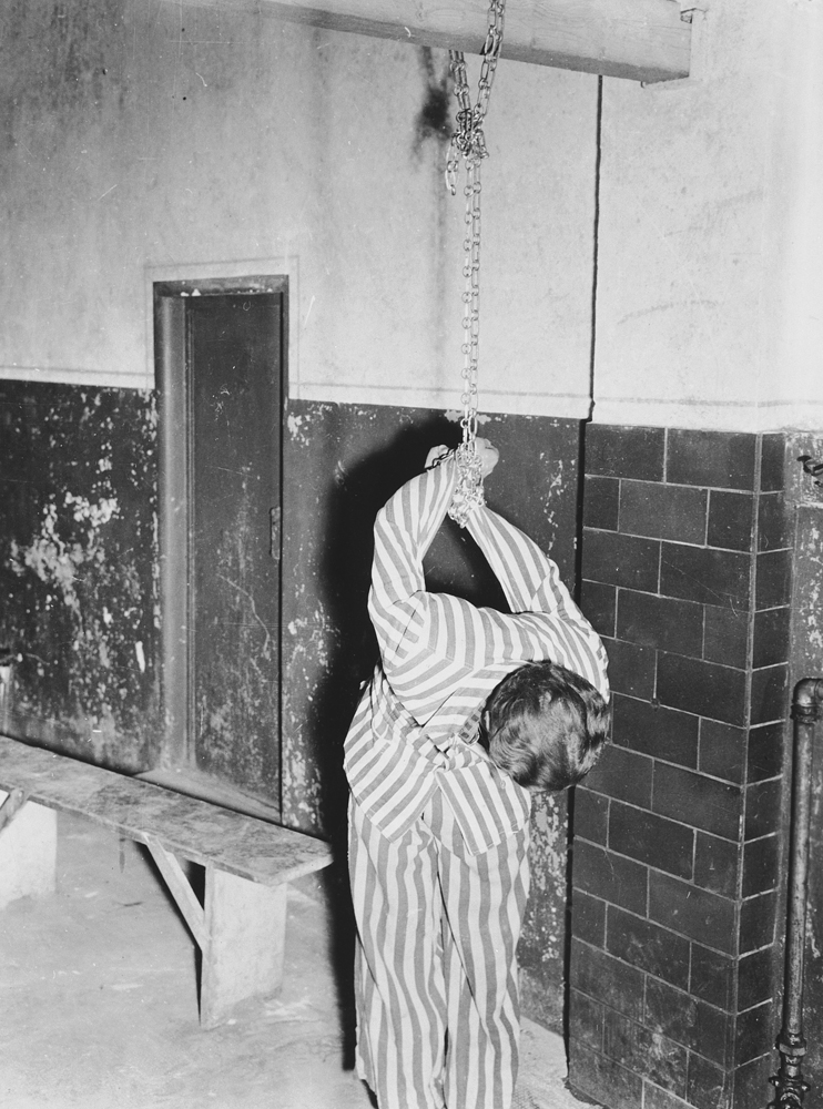 Nazi Torture Methods to Women http://www.holocaustresearchproject.org/othercamps/dachau.html