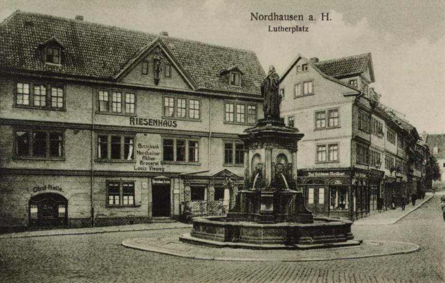 Dr Heinrich Nordhausen mittlebau nordhausen concentration c http