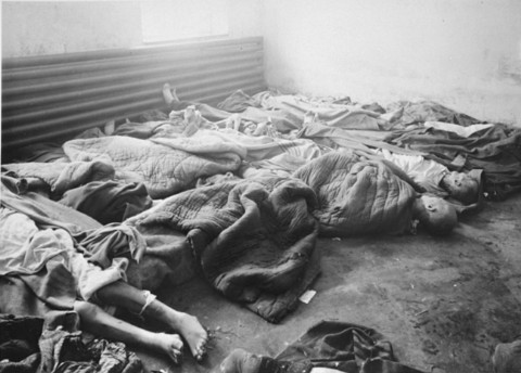 Concentration Camps Gas Chambers
