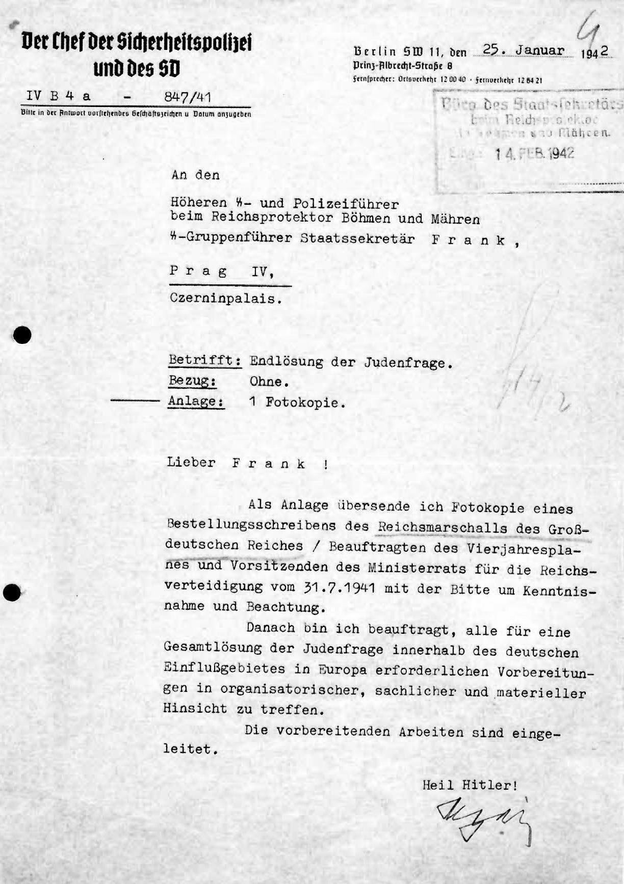 how was the final solution enacted Final solutionfinal solution (of the jewish question  ger endlö-sung der judenfrage ), the nazi plan for the extermination of the jews rooted in 19th-century antisemitic discourse on the jewish question, final solution as a nazi cover term denotes the last stage in the evolution of the third reich's anti-jewish policies from persecution to physical annihilation on a european scale.