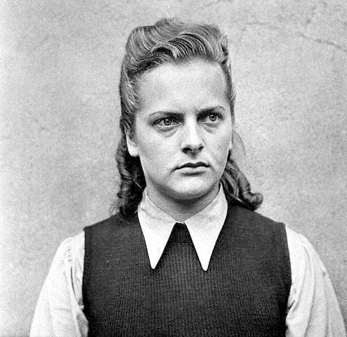 "Irma Grese ""Excerpts from the Belsen Trials"" www ...  Irma Grese"