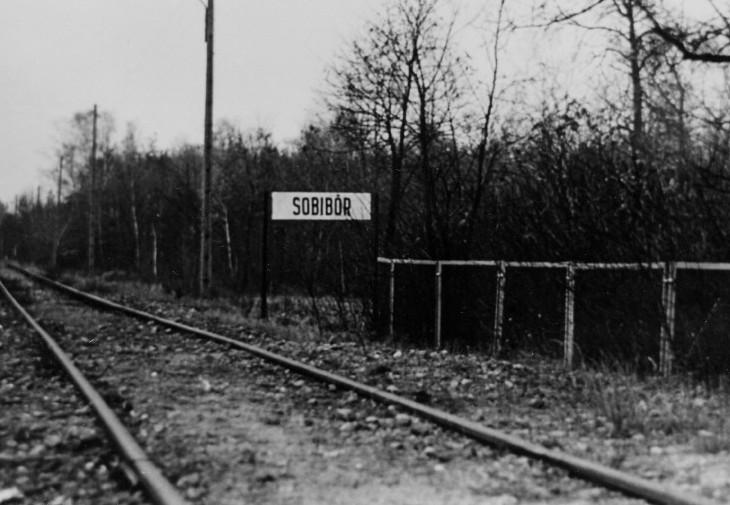 Sobibor Death Camp Gas Chambers Sobibor Death Camp Wachman