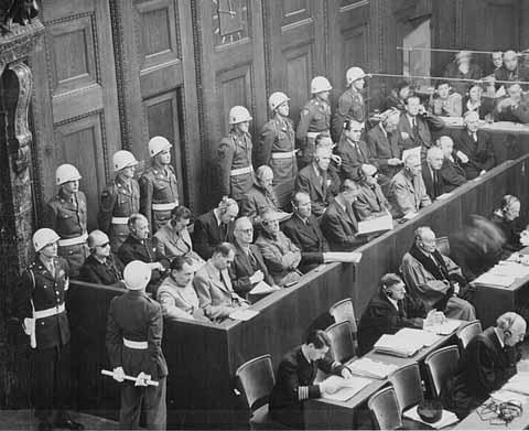 the nuremberg trial org the tribunal established by the agreement referred to in article 1 hereof for the trial and punishment of the major war criminals of the european axis